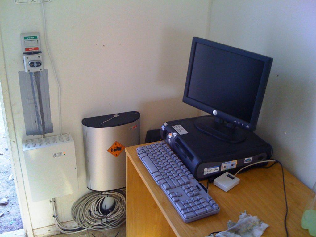SITEgate - přístupový systém vč. PC